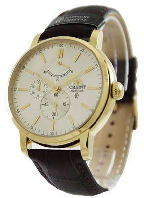 Orient Automatic FEZ09002S Power Reserve Men's Watch