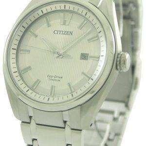 Citizen Eco-Drive Titanium AW1240-57A Mens Watch