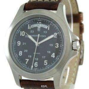 Hamilton Khaki Navy H64451533 Mens Watch