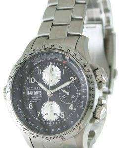 Hamilton Automatic Khaki X-Wind Chronograph H77616133 Mens Watch