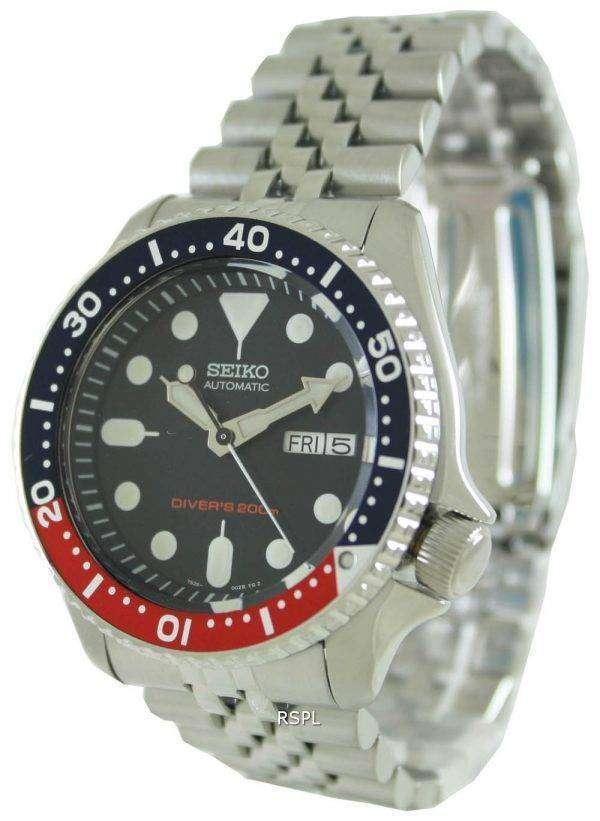 Seiko Automatic Divers 200M 21 Jewels SKX009K2 Mens Watch 1