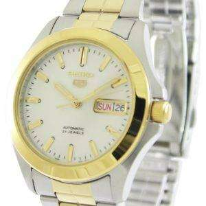 Seiko 5 Automatic 21 Jewels SNKK94K1 SNKK94K Mens Watch