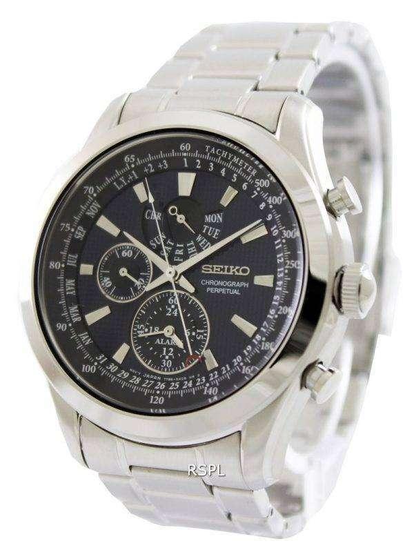 Seiko Chronograph Perpetual SPC125P1 SPC125P SPC125 Mens Watch 1