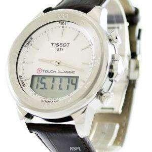 Tissot T-Touch Classic Analog-Digital T083.420.16.011.00 Mens Watch