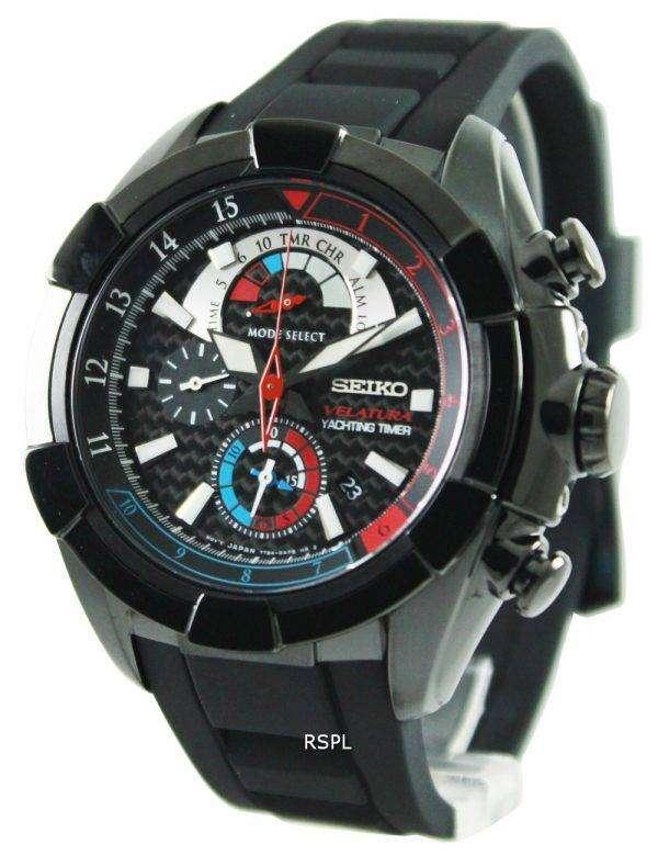 Seiko Velatura Yachting Timer Chronograph SPC149P1 SPC149P SPC149 Mens Watch 1