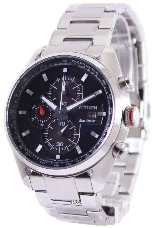 Citizen Eco Drive Chronograph CA0360-58E Mens Watch 1