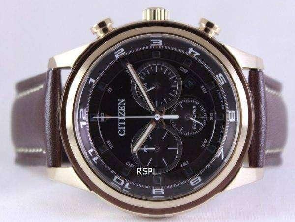 Citizen Eco-Drive Chronograph CA4037-01W Watch