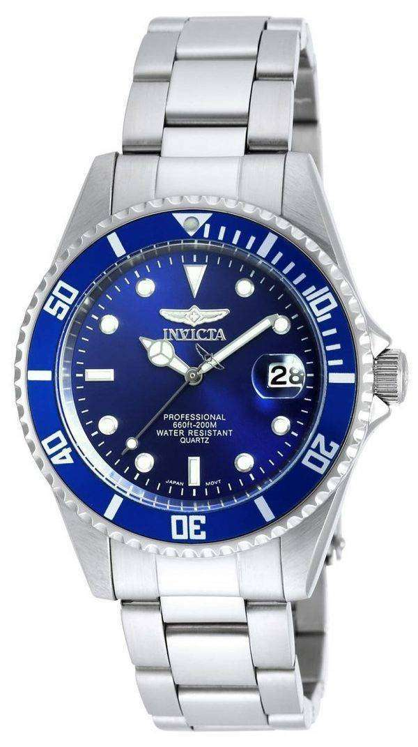 Invicta Mako Pro Diver Blue Dial 200M 9204OB Men's Watch 1