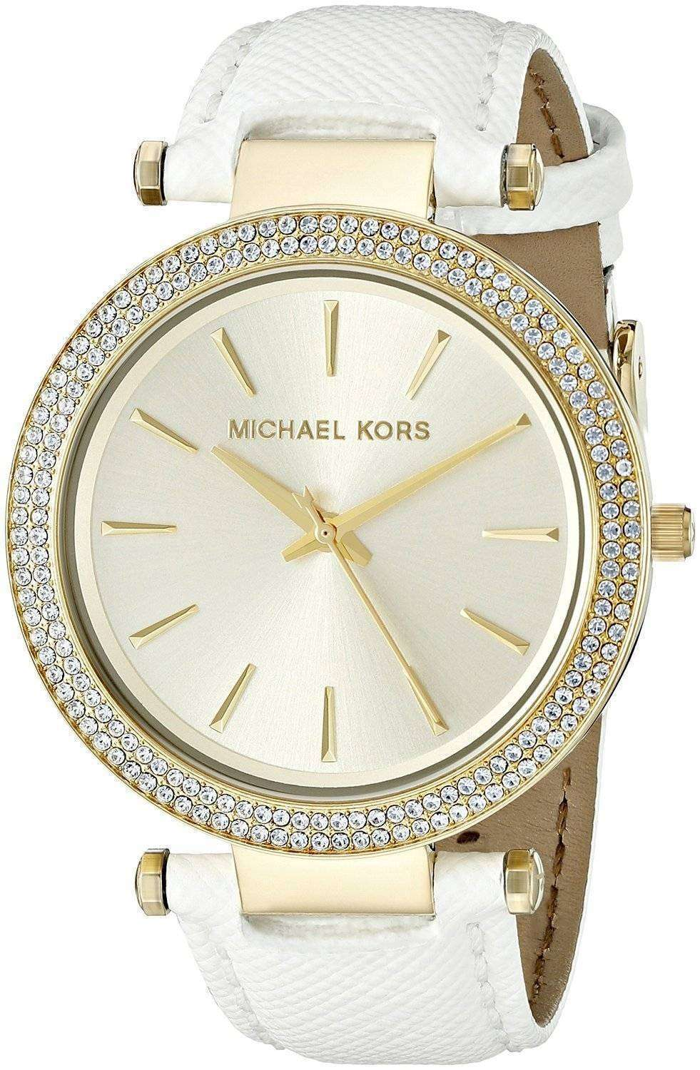 333a5f7a86ce Michael Kors Darci Champagne Dial MK2391 Womens Watch - CityWatches.ie
