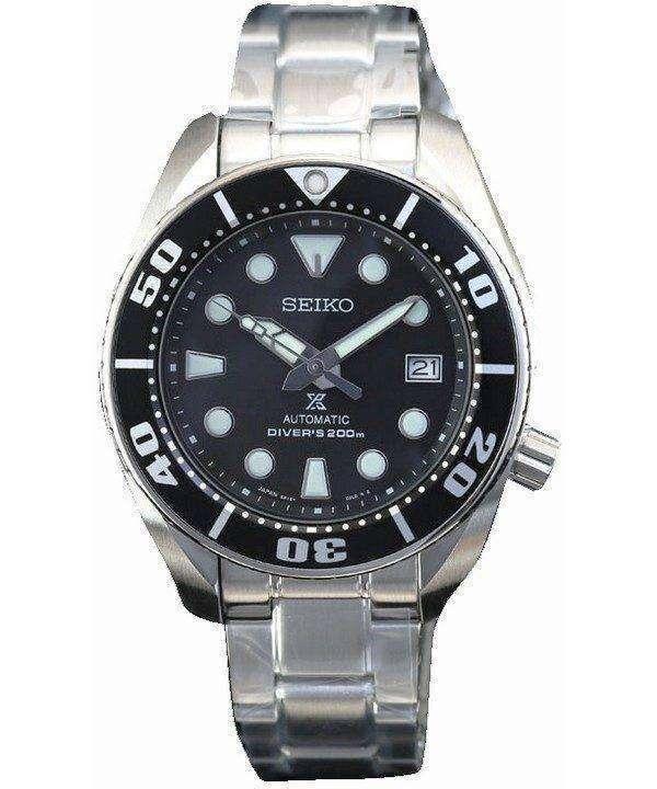 Seiko Automatic Prospex 200M Diver SBDC031 Mens Watch 1