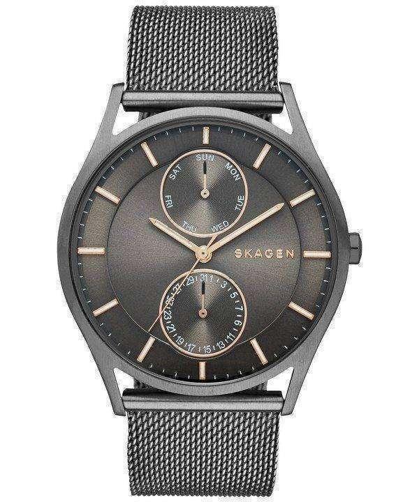 Skagen Holst Multifunction Mesh SKW6180 Unisex Watch 1