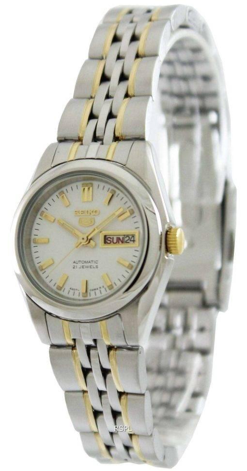 Seiko 5 Automatic 21 Jewels SYMA35 SYMA35K1 SYMA35K Womens Watch