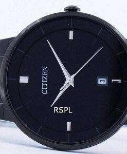 Citizen Quartz Black Dial BI5017-50E Mens Watch