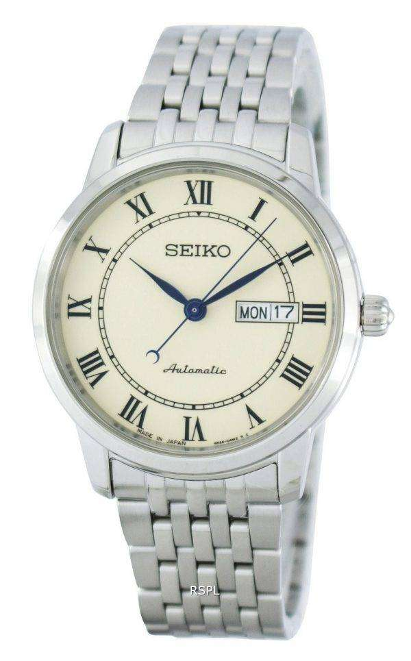 Seiko Presage Automatic 24 Jewels Japan Made SRP763 SRP763J1 SRP763J Men's Watch 1