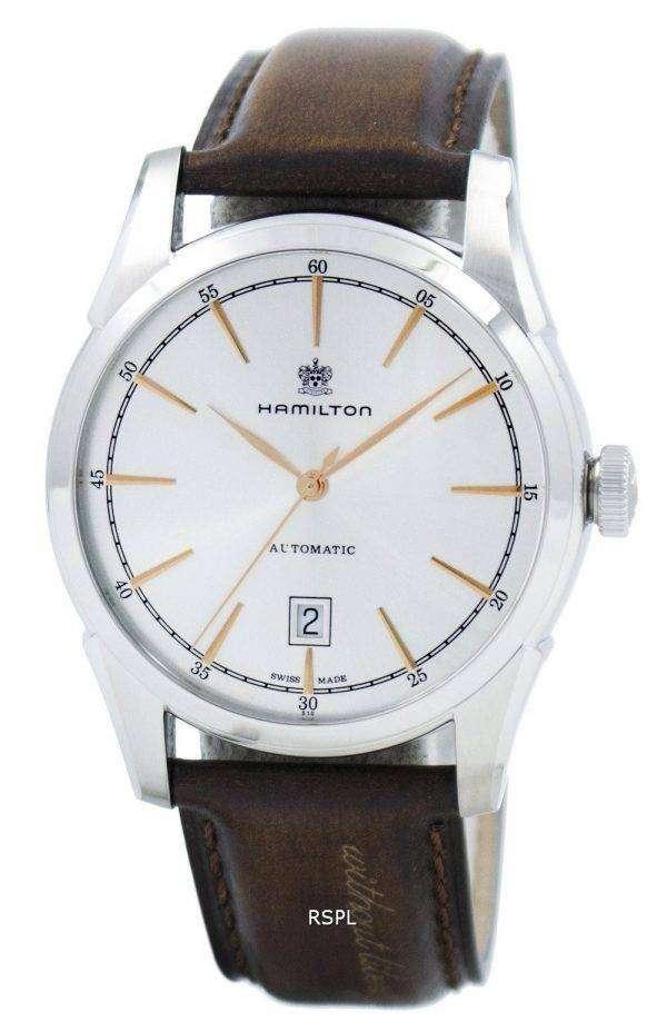 Hamilton American Classic Spirit Of Liberty Automatic H42415551 Men's Watch 1