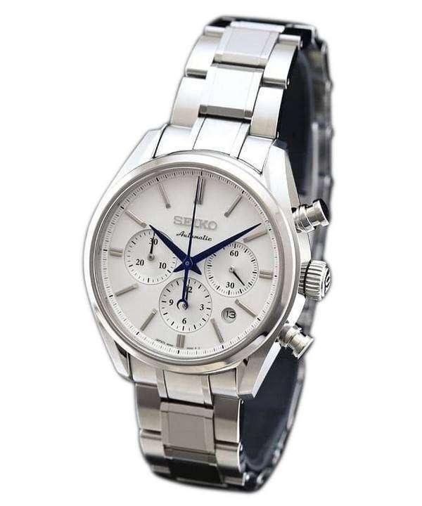 0fa0d5877 Seiko Presage Automatic Chronograph Japan Made SARK005 Mens Watch ...
