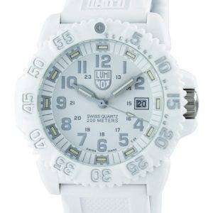 Luminox Navy Seal Colormark 3050 Series Swiss Made 200M XS.3057.WO Mens Watch