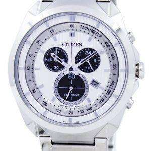 Citizen Eco-Drive Chronograph Tachymeter AT2150-51A Men's Watch