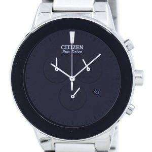 Citizen Axiom Eco-Drive Chronograph AT2240-51E Men's Watch