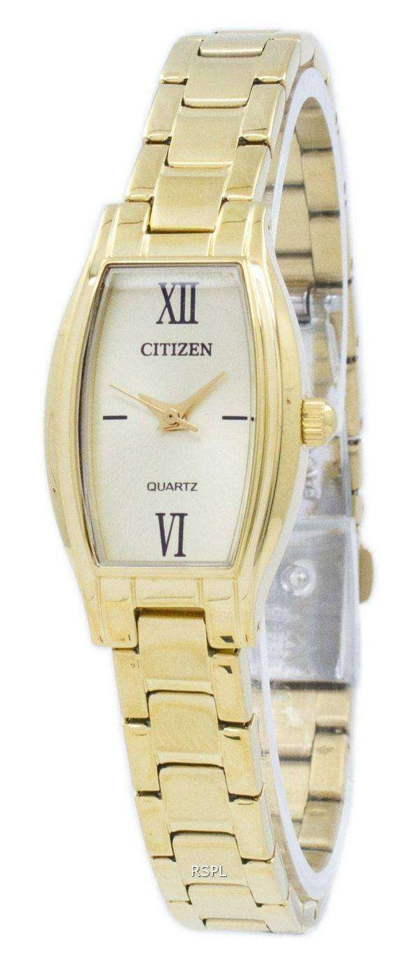 Citizen Analog Quartz EJ6112-52P Women's Watch 1