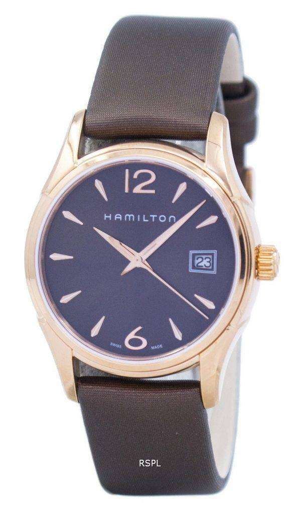 Hamilton Jazzmaster Quartz H32341975 Women's Watch 1