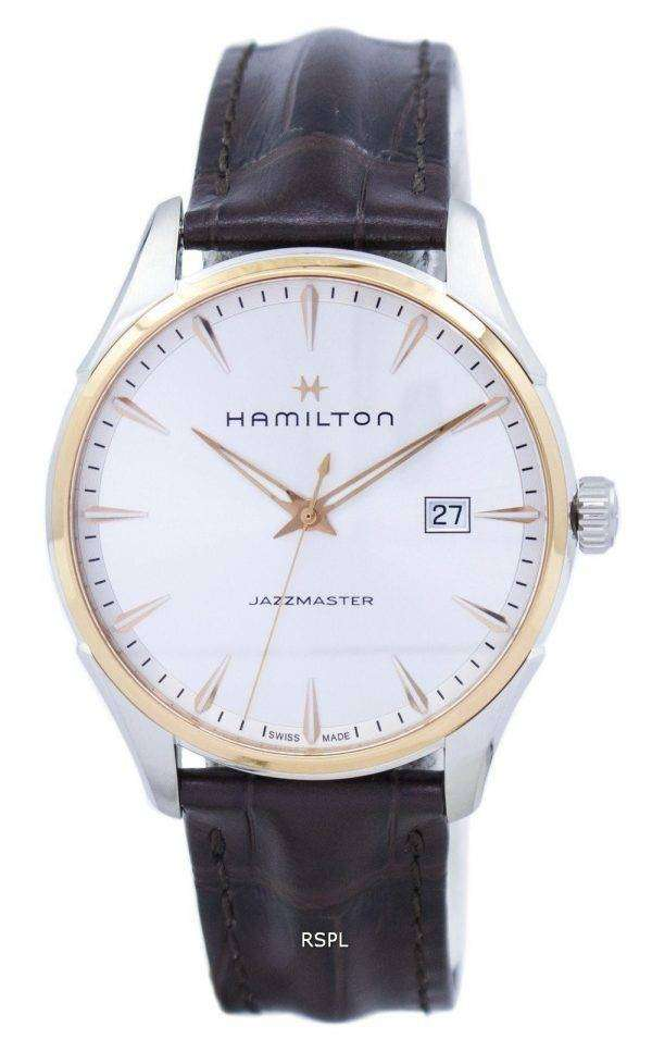 Hamilton Jazzmaster Quartz H32441551 Men's Watch 1