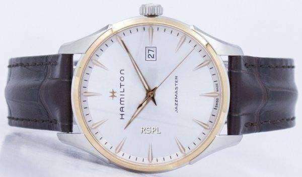 Hamilton Jazzmaster Quartz H32441551 Men's Watch