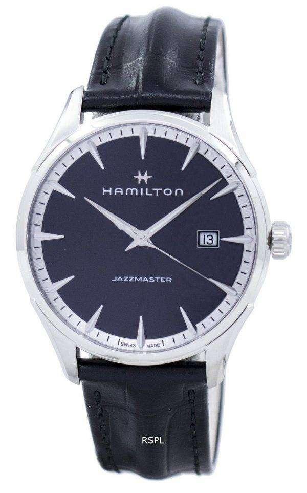Hamilton Jazzmaster Quartz H32451731 Men's Watch 1
