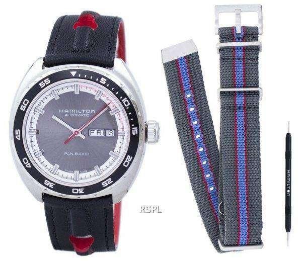 Hamilton American Classic Pan Europ Automatic H35415781 Men's Watch 1