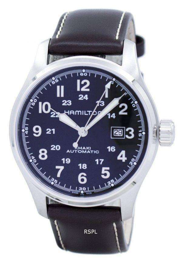 Hamilton Khaki Field Automatic H70625533 Men's Watch 1