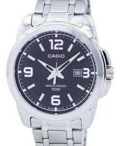 Casio Enticer Analog Quartz MTP-1314D-1AVDF MTP1314D-1AVDF Men's Watch