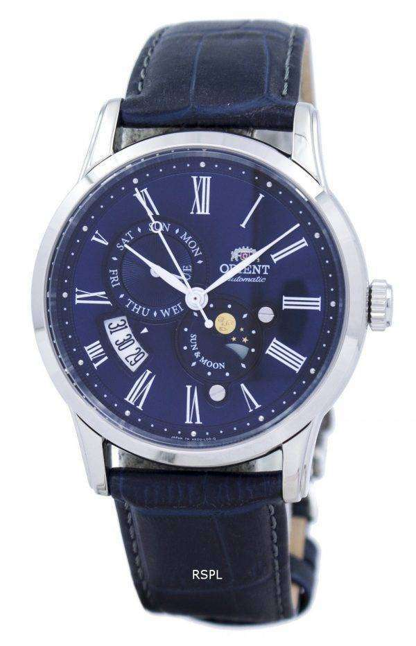 Orient Sun & Moon Automatic SAK00005D Men's Watch 1