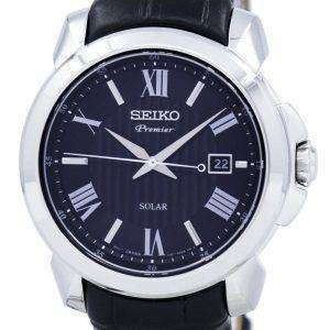 Seiko Premier Solar SNE455P2 Men's Watch