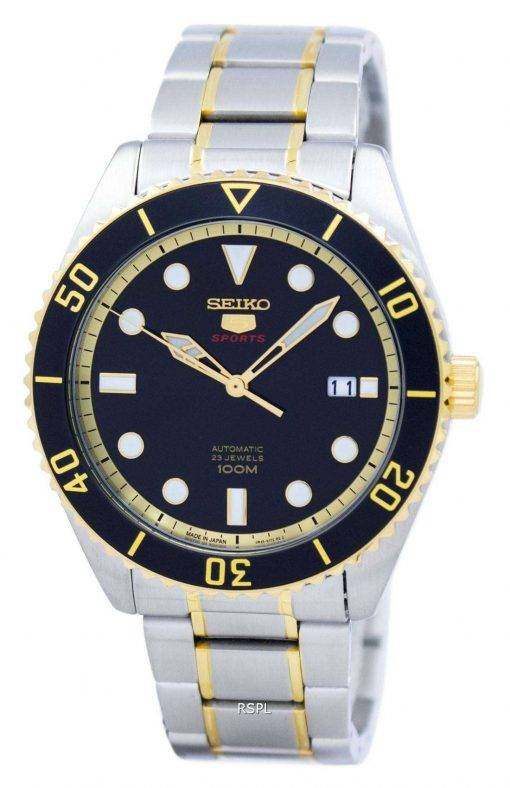 Seiko 5 Sports Automatic Japan Made SRPB94 SRPB94J1 SRPB94J Men's Watch