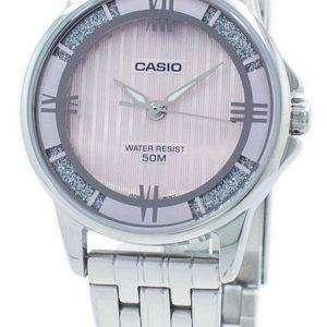 Casio Enticer Analog Quartz LTP-1391D-4A2V LTP1391D-4A2V Women's Watch