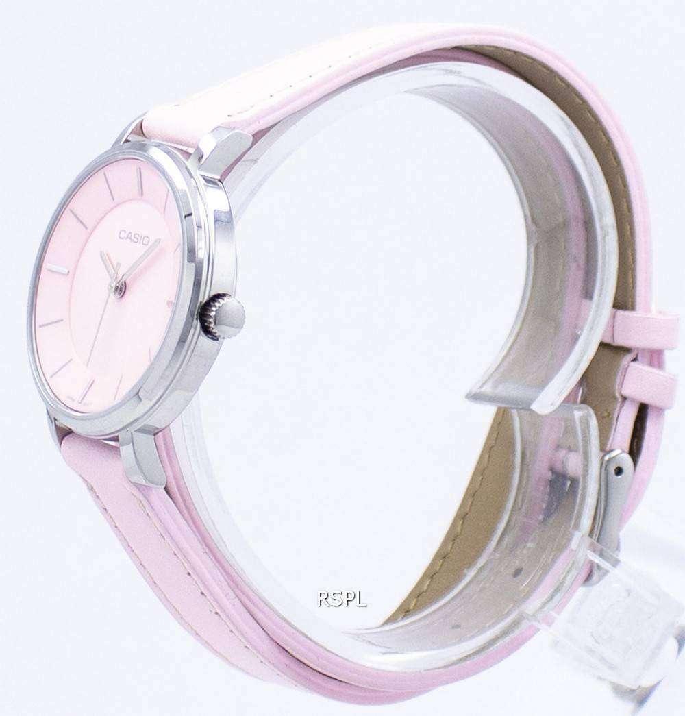 Casio Analog Quartz Double Loop LTP-E143DBL-4A2 LTPE143DBL-4A2 Women's Watch