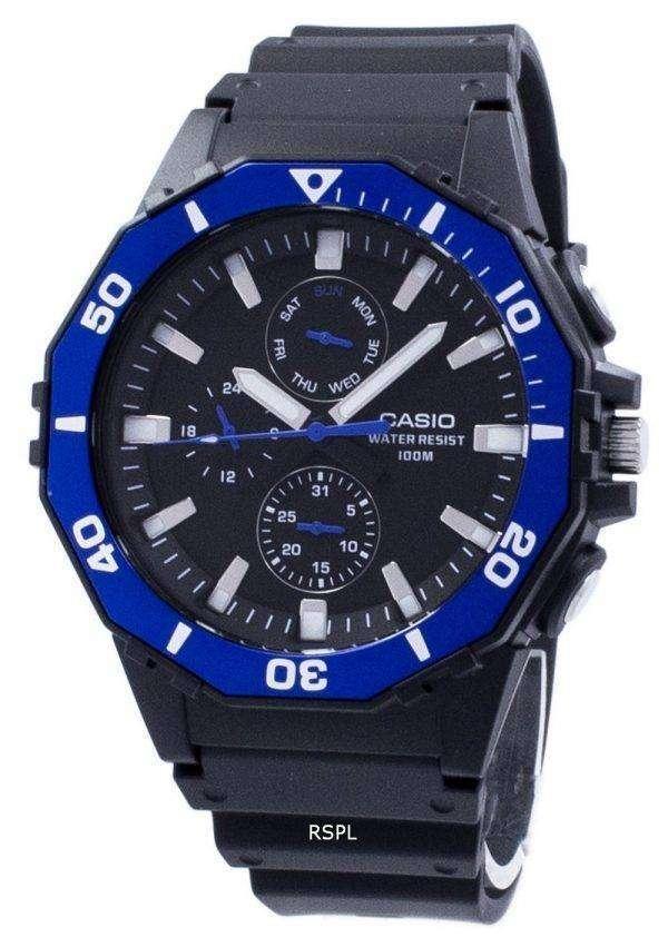 Casio Diver Analog Quartz MRW-400H-2AV MRW400H-2AV Men's Watch 1