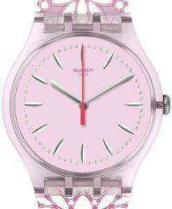 Swatch Originals Fleurie Analog Quartz SUOP109 Women's Watch