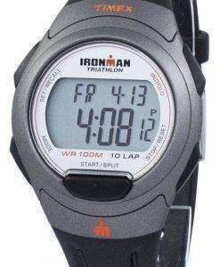 Timex Sports Ironman Triathlon 10 Lap Indiglo Digital T5K607 Men's Watch