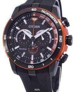 Citizen Eco-Drive Chronograph Tachymeter CA4154-07E Men's Watch