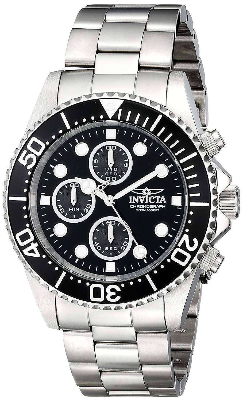 a10931924 Invicta Pro Diver Chronograph Quartz 200M 1768 Men's Watch ...