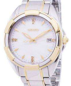 Seiko Quartz Diamond Accents SKK886 SKK886P1 SKK886P Women's Watch