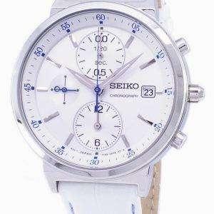 Seiko Chronograph Quartz SNDV29 SNDV29P1 SNDV29P Women's Watch