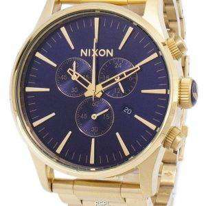 Nixon Sentry Chrono Quartz A386-1922-00 Men's Watch