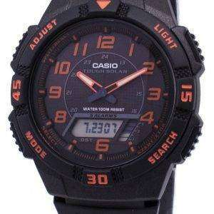 Casio Analog Digital Tough Solar AQ-S800W-1B2VDF AQ-S800W-1B2V Mens Watch