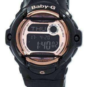 Casio Baby-G Digital World Time Databank BG-169G-1 Womens Watch