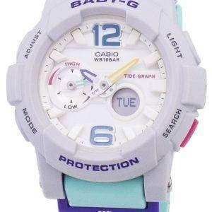 Casio Baby-G G-Lide Tide Graph BGA-180-3B BGA180-3B Women's Watch