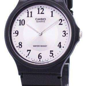 Casio Quartz Analog White Dial MQ-24-7B3LDF MQ-24-7B3L Mens Watch