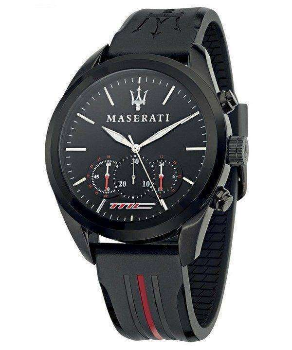 Maserati Traguardo Chronograph Quartz R8871612004 Men's Watch 1