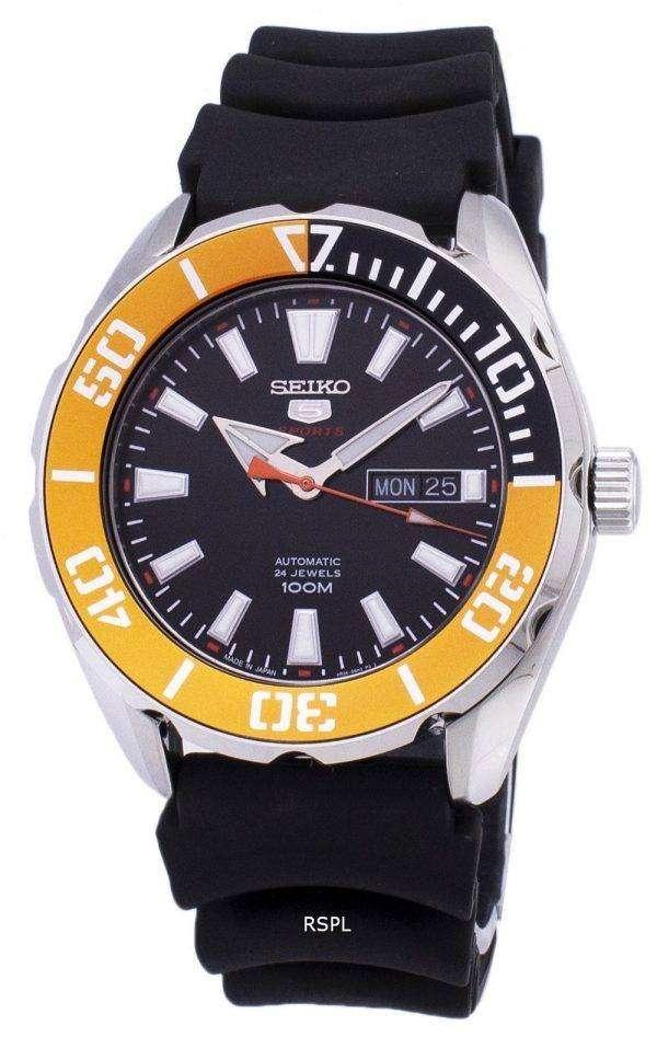 Seiko 5 Sports Automatic Japan Made SRPC59 SRPC59J1 SRPC59J Men's Watch 1